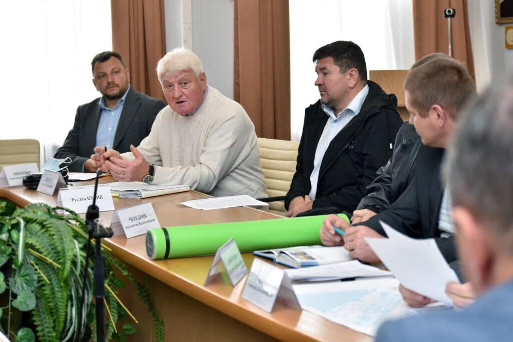 Кіровоградська облрада створила менеджерську групу з відновлення роботи аеропорту в Кропивницькому